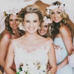 Winter Pastels Wedding at Calderwood Hall by Fiona Clair {Joelene & Stef}
