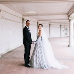 Modern Black Tie Wedding at the Maharani Hotel by Kate Martens {Taryn & Kevin}