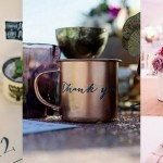 Enamelware Wedding Details