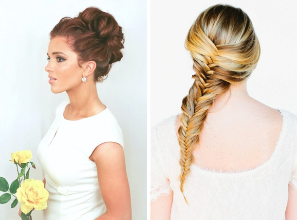 15 Diy Bridesmaid Wedding Hair Tutorials Southbound Bride