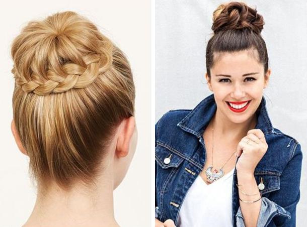 DIY Bridesmaid Wedding Hair Tutorials SouthBound Bride - Bridesmaid hairstyle bun