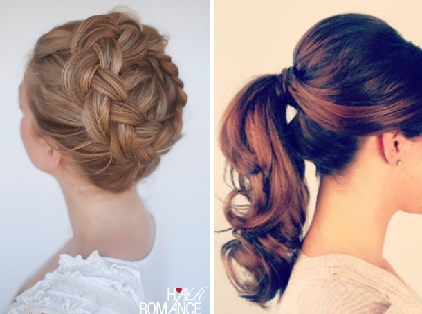 15 DIY Bridesmaid Wedding Hair Tutorials