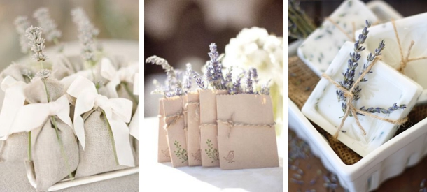 20 lavender wedding ideas give lavender themed favours junglespirit Gallery