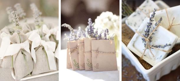20 lavender wedding ideas give lavender themed favours junglespirit Images