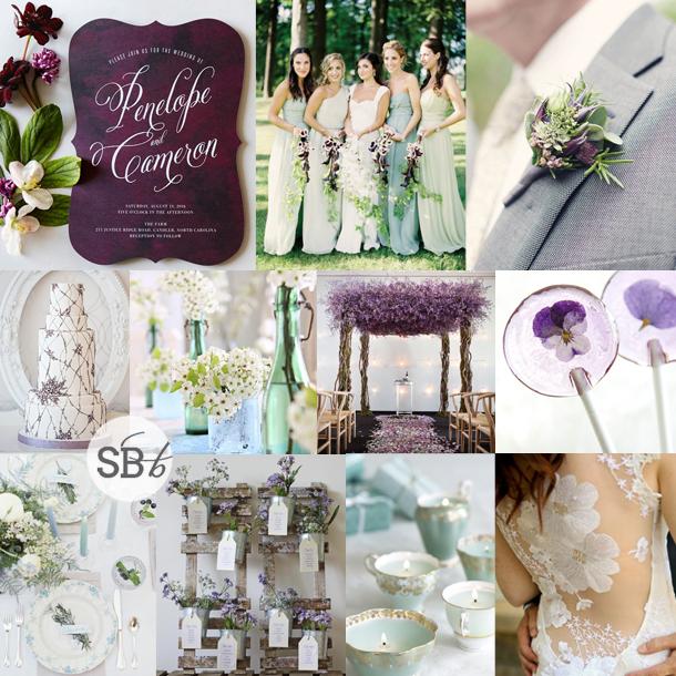 Purple - SouthBound Bride