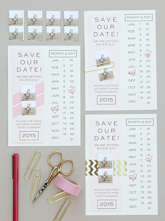 picture relating to Free Printable Save the Date identify 15 Cost-free Printable Help you save the Dates SouthBound Bride