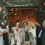 Summer Garden Party Wedding at Rockhaven by Love Made Visible {Caroline & Luke}