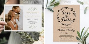Affordable Save the Dates Templates