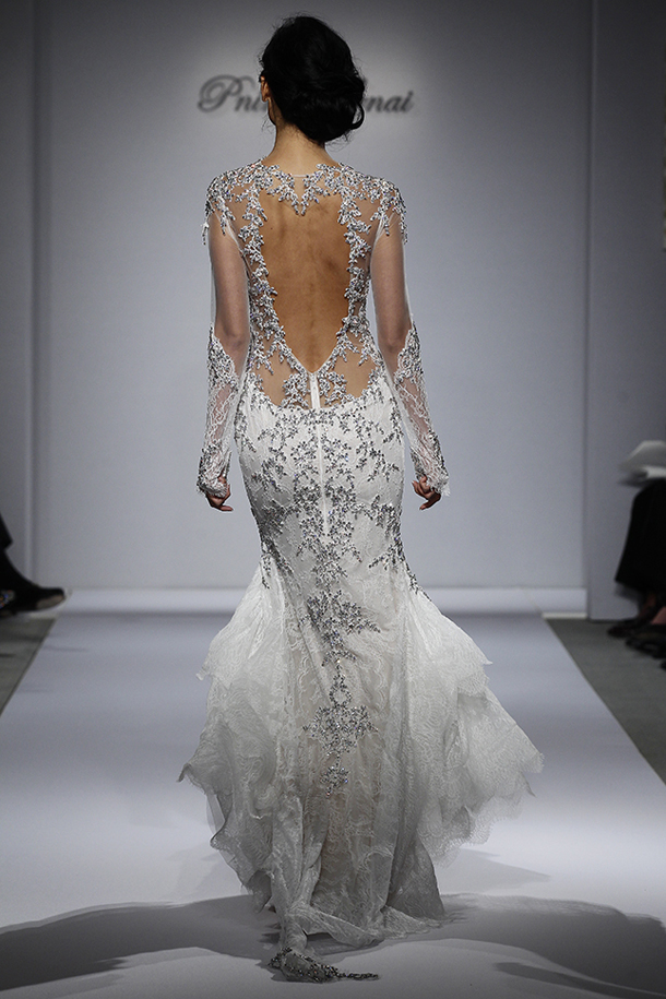 From Catwalk to Aisle: 10 Key Wedding Dress Trends for 2015