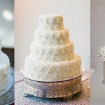 The New Classic: 20 White Wedding Cakes