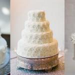 The New Classic: 20 White Wedding Cakes