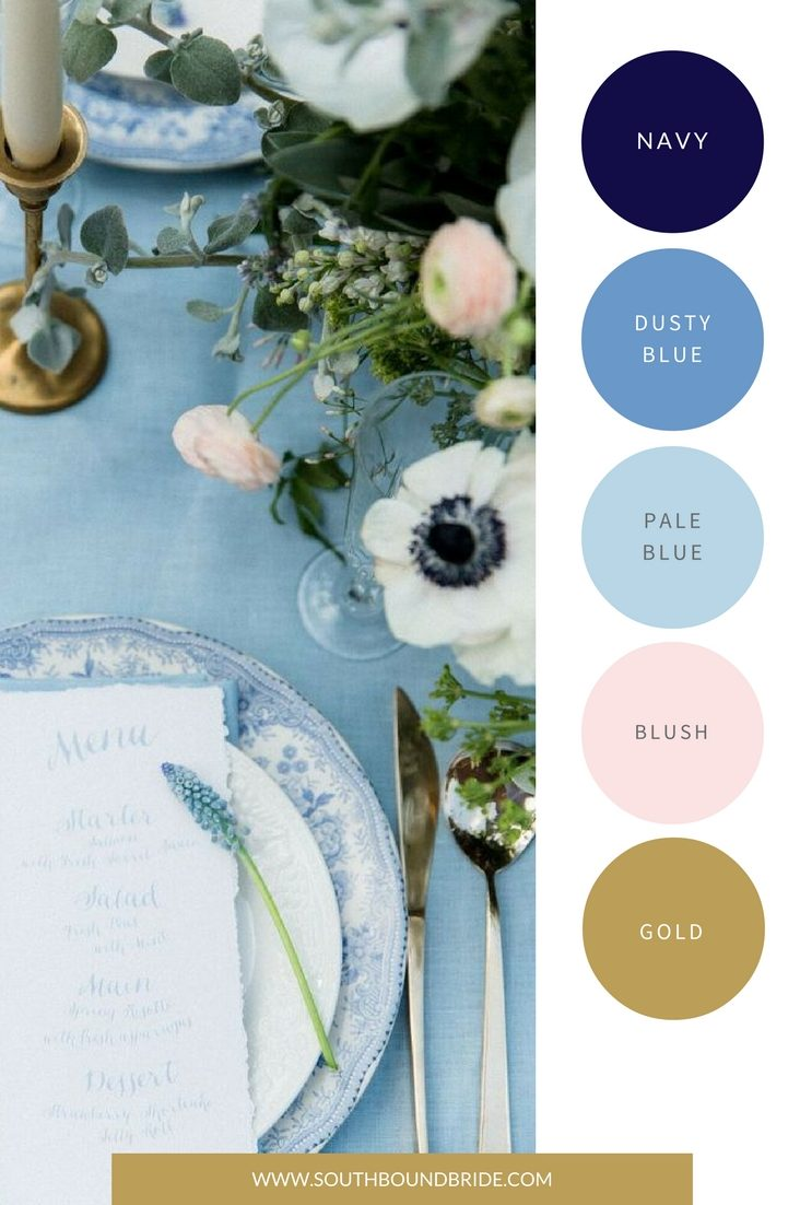 How to Choose Your Wedding Style & Colours | SouthBound Bride