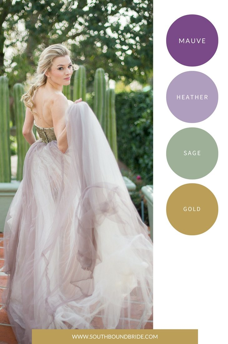 How to Choose Your Wedding Style & Colors | SouthBound Bride