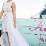 Urban Luxe Wedding at Katy's Palace by Lad & Lass {Alexia & Albert}