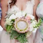 Darling Floral Wedding at Towerbosch by Moira West {Monya & Dawid}