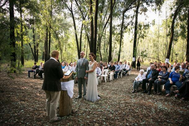 Handmade Forest Wedding By Stella Sassen Southbound Bride
