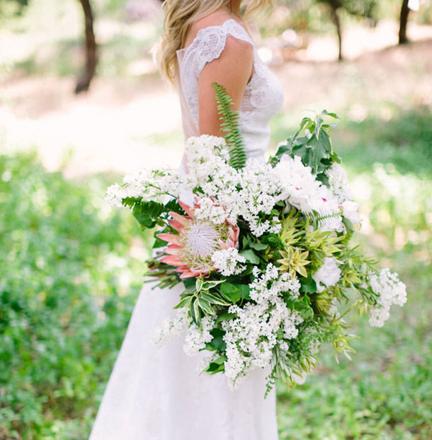 Protea Wedding Flowers: 20 Gorgeous Protea Wedding Bouquets