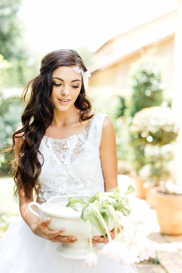 Summer Bridal Style | Credit: Leandri Kers | Featuring Miss Universe 2017 Demi-Leigh Nel-Peters