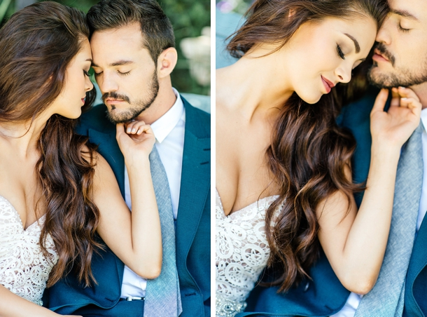 Glamorous Bride and Groom | Credit: Leandri Kers | Featuring Miss Universe 2017 Demi-Leigh Nel-Peters
