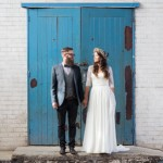 Urban Bohemian Styled Couple Shoot by Page & Holmes