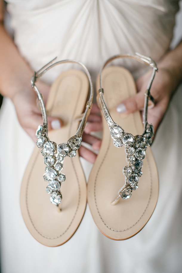 d8af4c8416d A beach or boho bride may ideally be a barefoot bride
