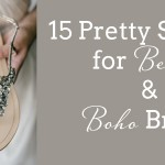 Sandals for Beach & Boho Brides