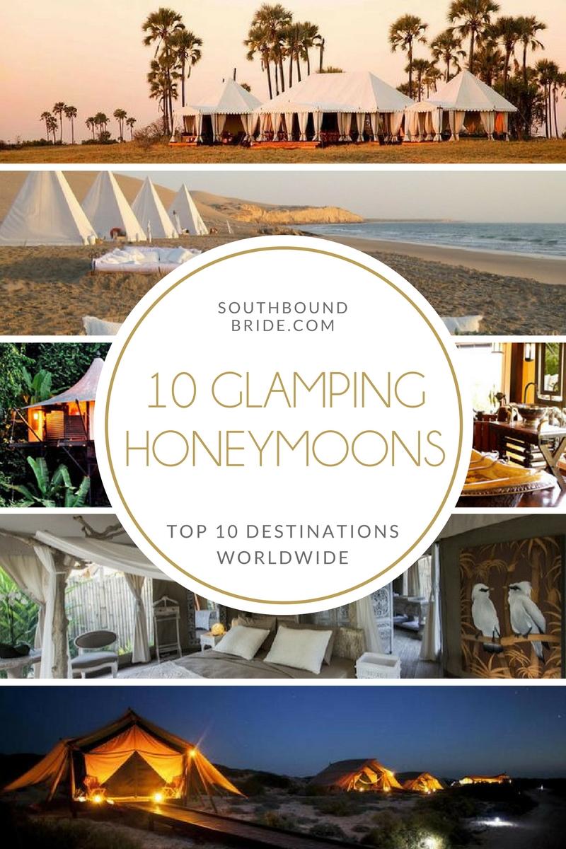 Glamping Honeymoons