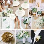 Inspiration Board: Sequins & Succulents