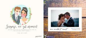 Coronavirus-Elopement-Wedding-Announcements