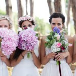 Lush Floral Wedding at Forest 44 by Justin Davis {Erine & Niel}
