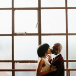 Romantic Rooftop Elopement Inspiration by Black Frame Photography & Runaway Romance