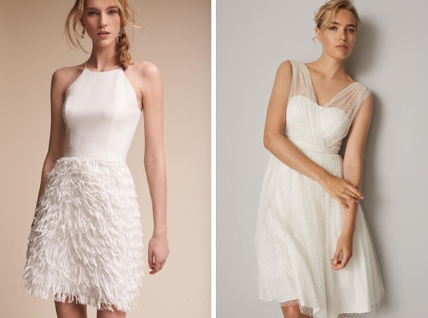 Short Wedding Dresses to Buy