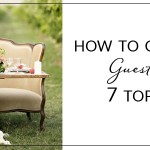 How to Cut Your Guest List