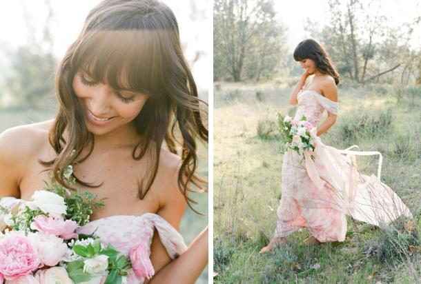 floral-print-pastel-bridesmaid-dresses (4)