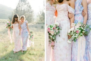 floral-print-pastel-bridesmaid-dresses (7)