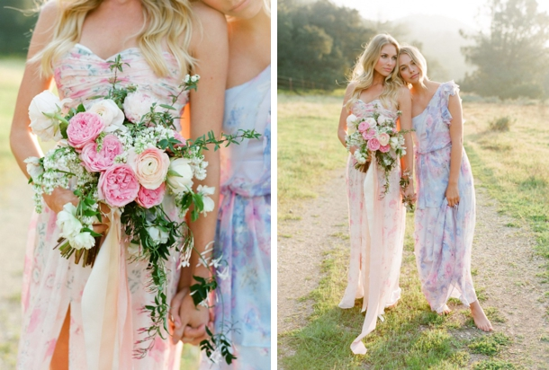 floral-print-pastel-bridesmaid-dresses (9)