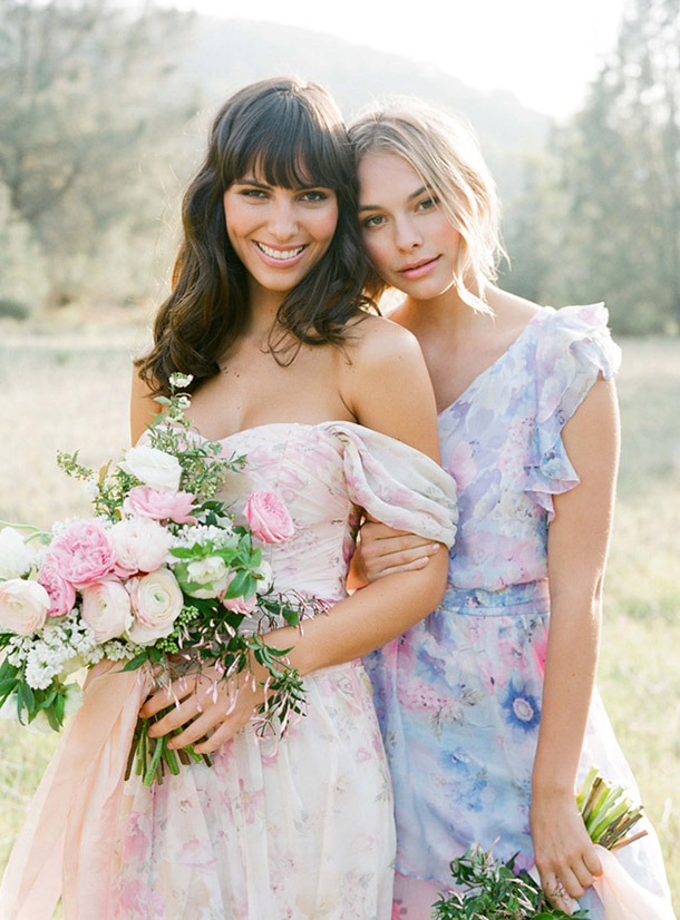 floral-print-pastel-bridesmaid-dresses (12)