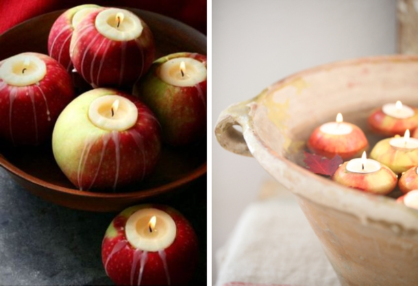 Apple Votives | Fall Wedding Ideas | SouthBound Bride