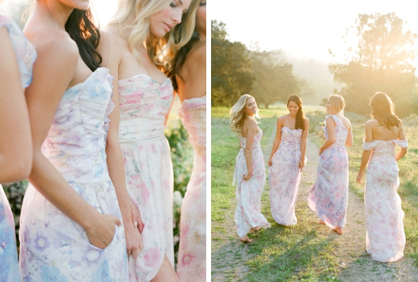 floral-print-pastel-bridesmaid-dresses (17)