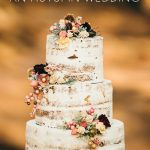 Naked Cakes for Autumn Weddings