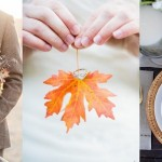 20 Ways to Incorporate Autumn Leaves into Your Wedding