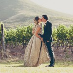 Vineyard Glamour Wedding at Lanzerac by Fiona Clair {Nita & Noël}