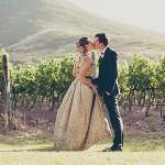 Vineyard Glamour Wedding at Lanzerac by Fiona Clair {Nita & Noël}