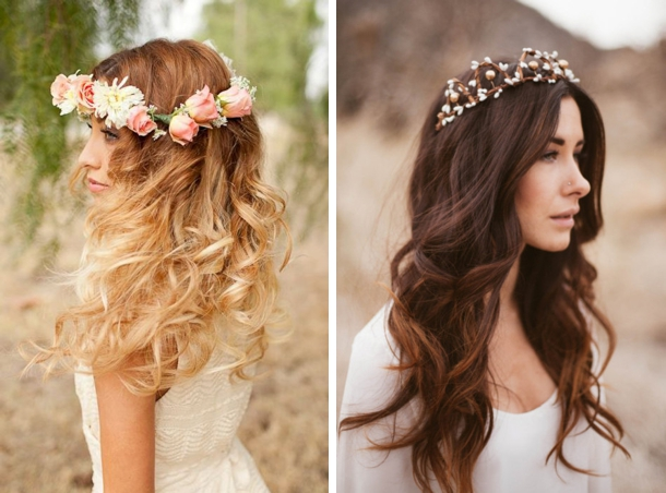 20 Gorgeous Wedding Hairstyles For Long Hair: 20 Long & Loose Wedding Hairstyles