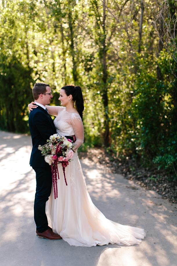 Organic Jewel Tone Wedding By Heather Steyn