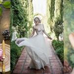 Dreamy Botanical Wedding Inspiration by Nicola Bester
