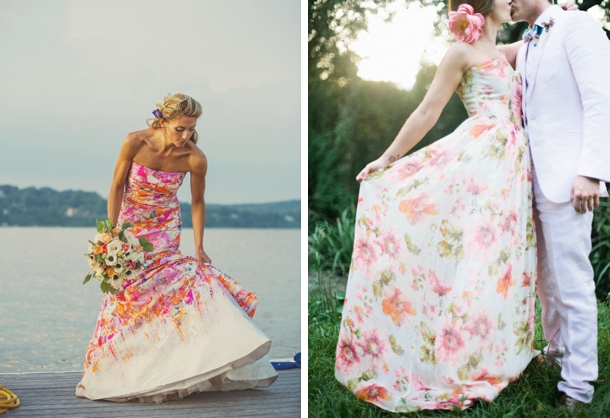 Gorgeous Floral Dresses