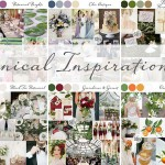 10 Botanical Wedding Inspiration Boards