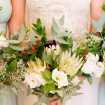 Proteas & Succulents Wedding at In the Vine by Cheryl McEwan {Jenna & Alan}