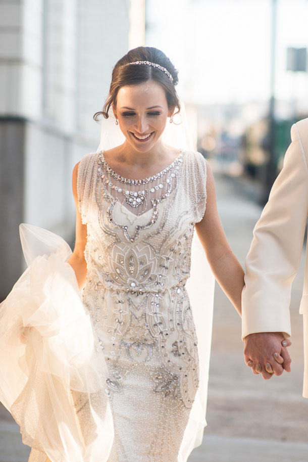25 Gatsby Glam Wedding Dresses | SouthBound Bride